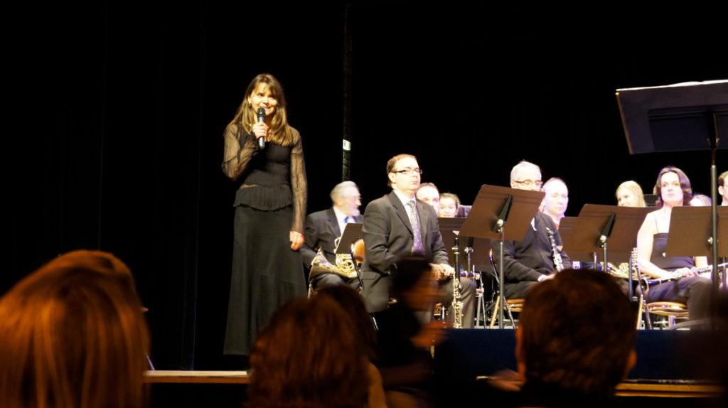 Isabelle Sorbelli, présidente du JEH, Jeune Ensemble Harmonique de Villeneuve d'Ascq