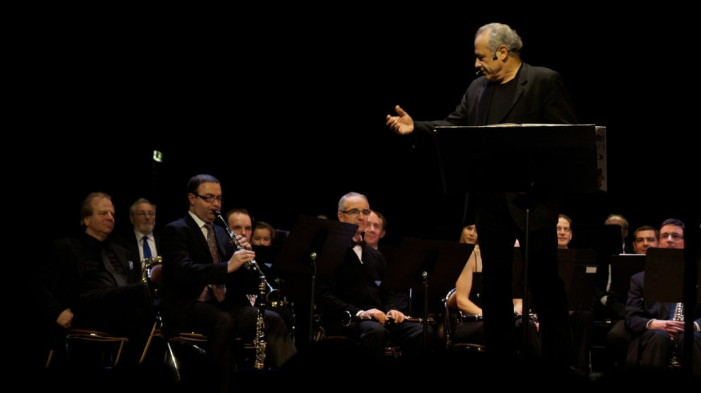 Vincent Van Nieuwenhove, secrétaire du JEH, Jeune Ensemble Harmonique de Villeneuve d'Ascq