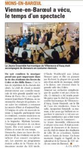 JEH article presse Juin 2012
