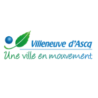 Logo de la ville de Villeneuve d'Ascq