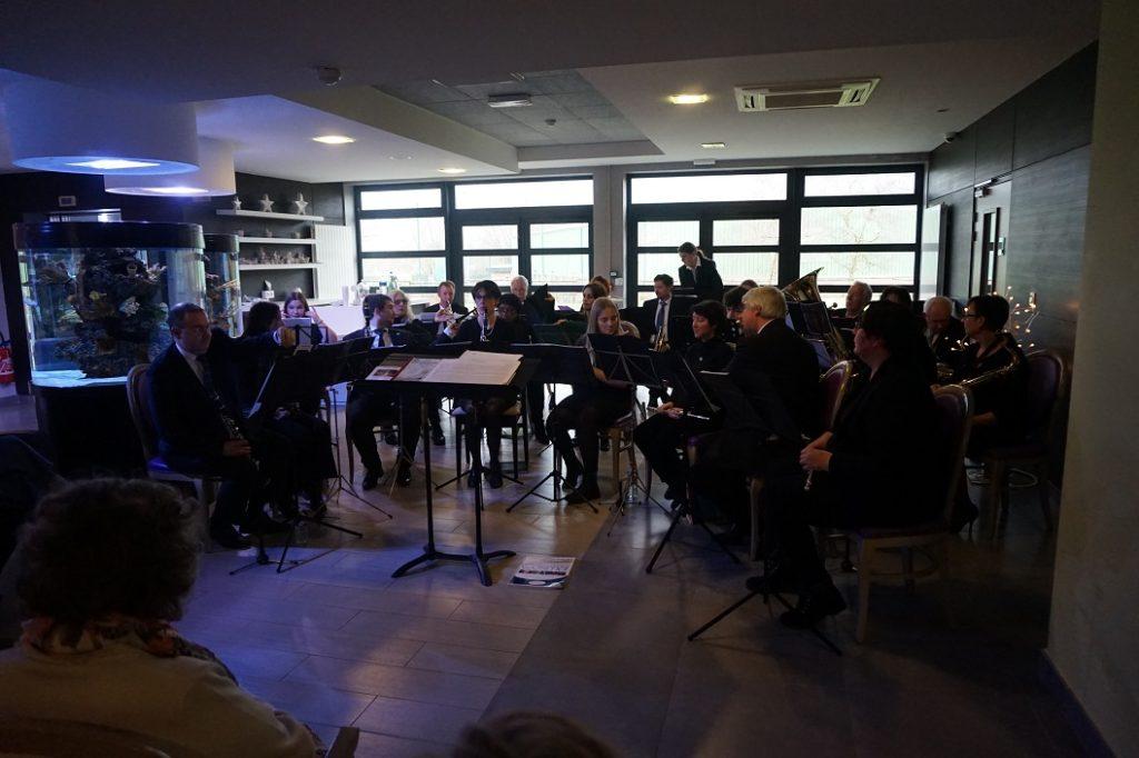 JEH concert Ehpad de Linselles